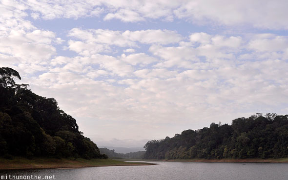 Thekkady Periyar lake National Park Kerala India