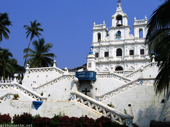 Our Lady of the Immaculate Conception church Panaji Goa