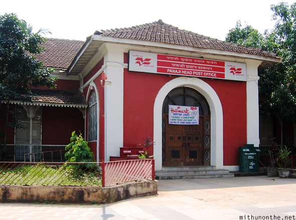 Panaji head post office Goa India