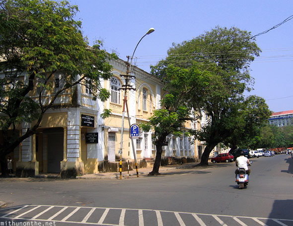 Panjim directorate of social welfare Goa India