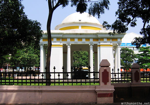 Panjim hall monument Goa India