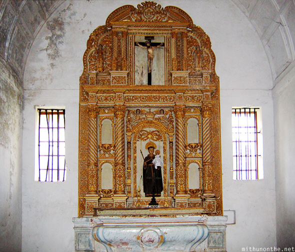 Se Cathedral old Portuguese Jesus