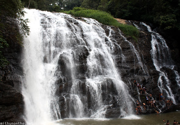 Abbey falls Coorg India