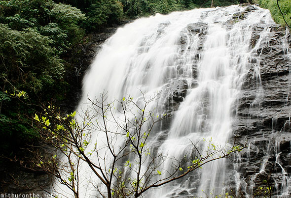 Abbey waterfall Coorg India