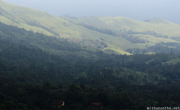 House hills Coorg