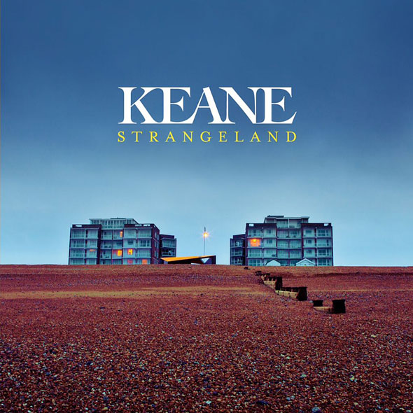 Keane Strangeland new album cover