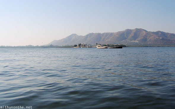 Lake Pichola boat ride Rajasthan