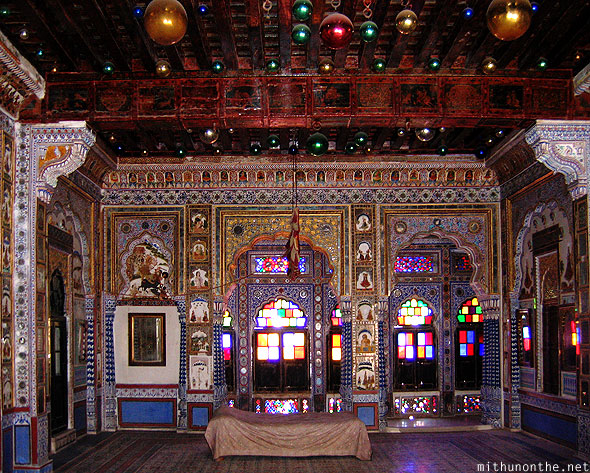 Room Mehrangarh Fort Jodhpur Rajasthan India