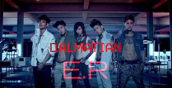 Dalmatian E.R MV screencap members