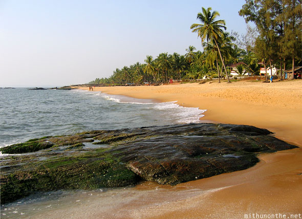 Kozhikode / Calicut India  city photos : Kappad is quite a remarkable beach There are a row of trees that start ...