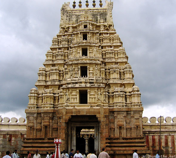Ranganathaswamy temple Mysore Karnataka India