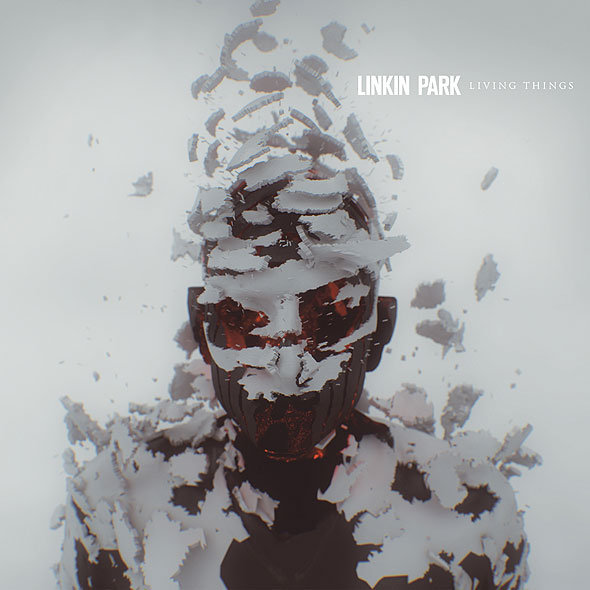 Linkin Park Living Things new album cover