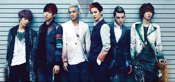 Teen Top Artist album cover members kpop