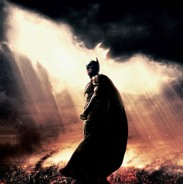 Batman, The Dark Knight Rises