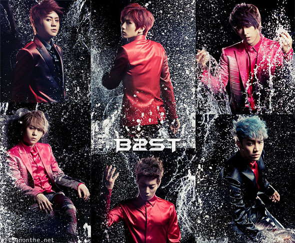 B2st Midnight Sun members