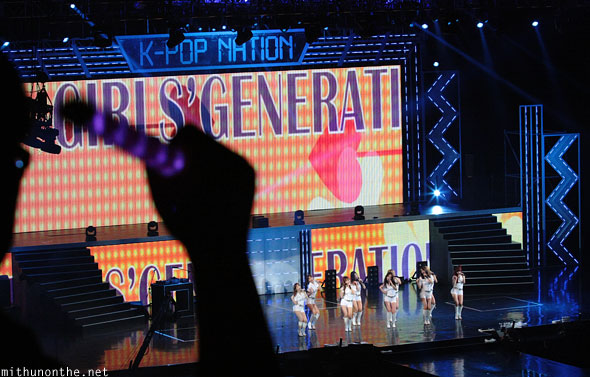 Girls Generation Macau concert