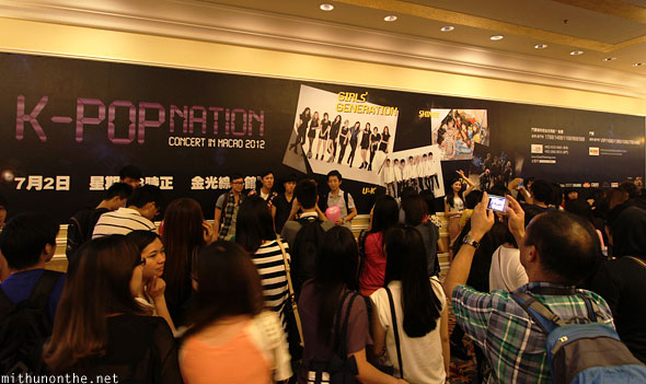 Kpop Nation The Venetian Macau