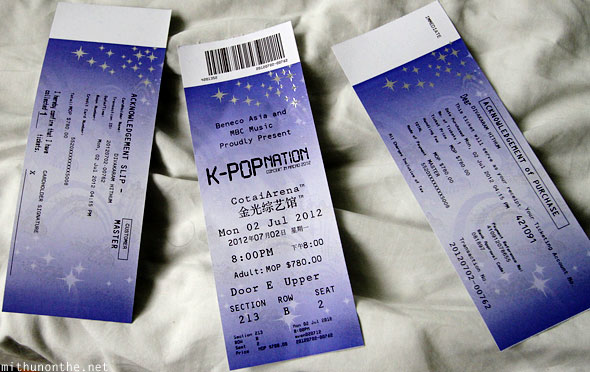 Kpop Nation tickets