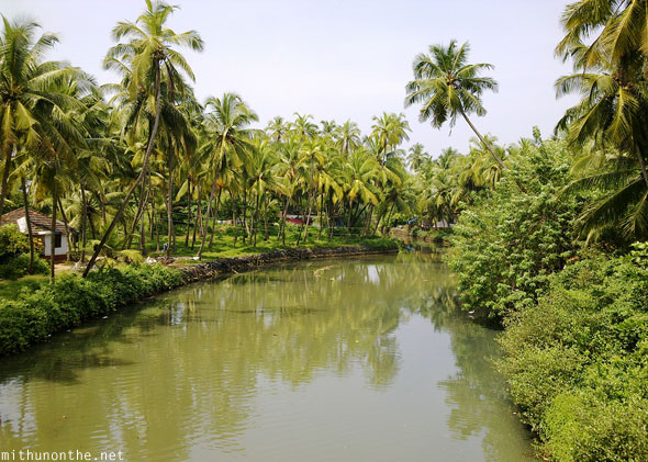 Payyambalam backwaters Kannur