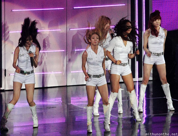 Snsd hair funny picture