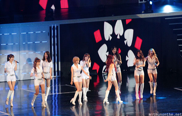 SNSD Hoot third time Macau