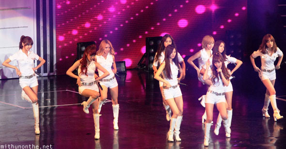 SNSD Kpop Nation Macau China