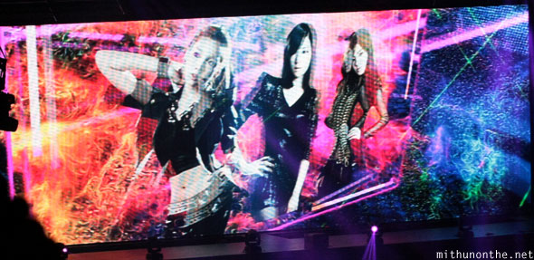 Taeyeon Tiffany screen