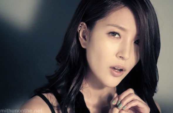 BoA The Shadow mv screencap