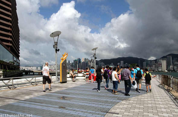 Avenue of the Stars Kowloon Hong Kong