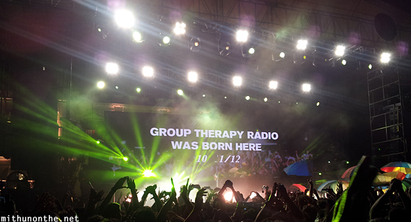 Above & Beyond Group Therapy radio Bangalore