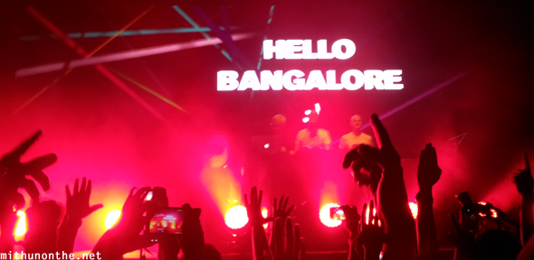 Above & Beyond Tatw 450 Hello Bangalore