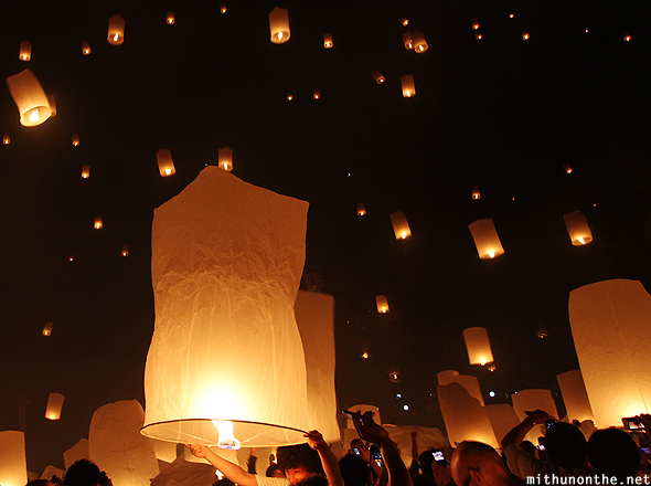 loy krathong yeepeng lanna in chiang mai a second chance to do it