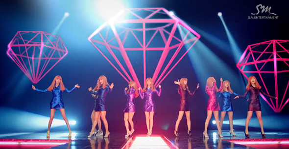 Girls Generation I Got a Boy video screencap