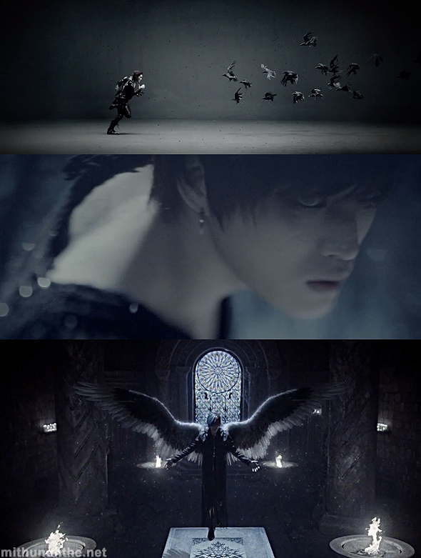 Kim Jaejoong Mine MV screencap