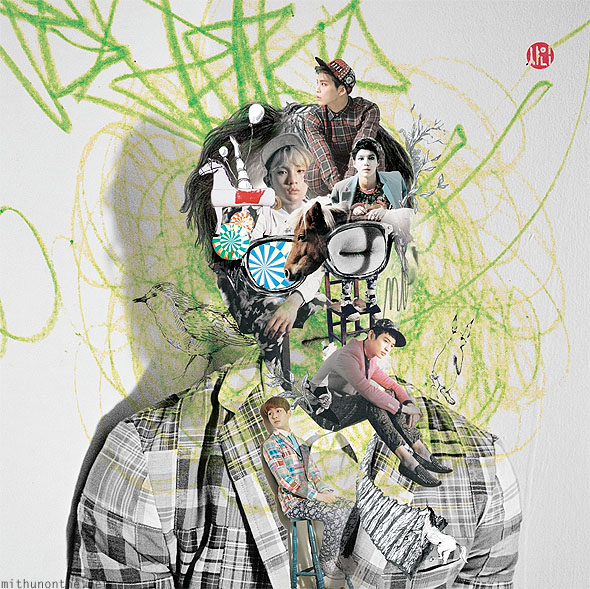 Shinee Dream Girl album cover