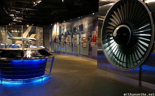 Aviation Discovery Centre HKIA