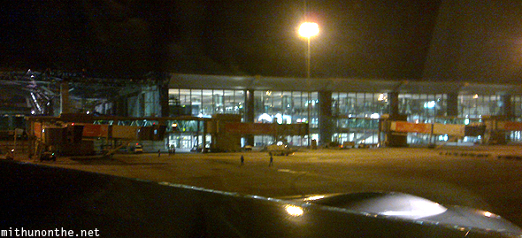 Bangalore International Airport extension