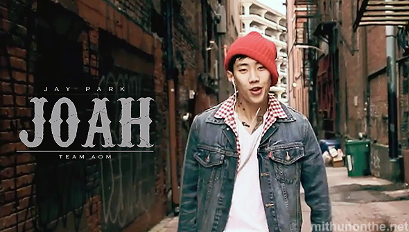Jay Park Joah MV screencap