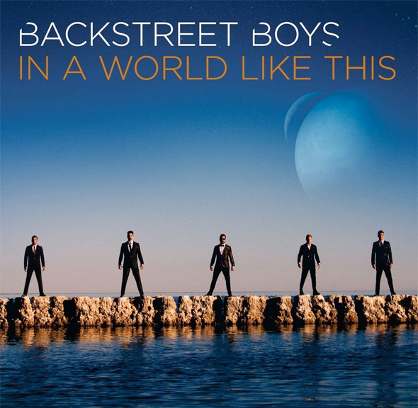 Backstreet Boys In a World Like This album cover