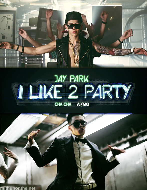 Jay Park I Like 2 Party mv screencap