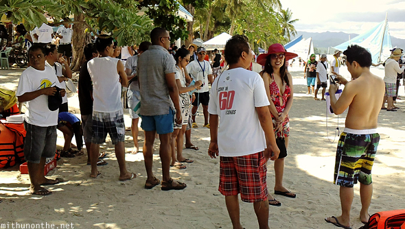Boracay tour group Philippines