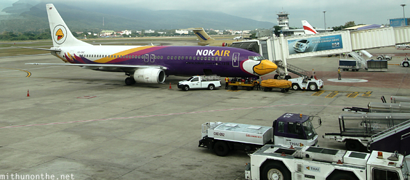 Nok Air Chiang Mai airport