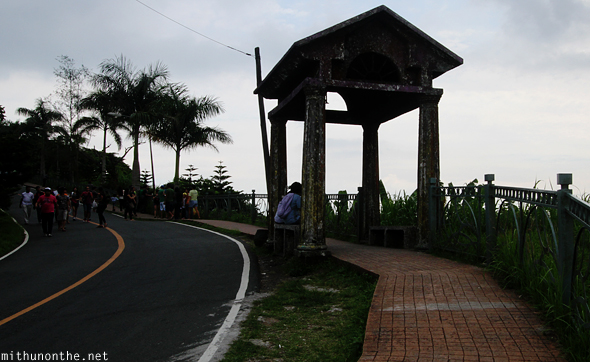 Way to Peoples Park Tagaytay Philippines