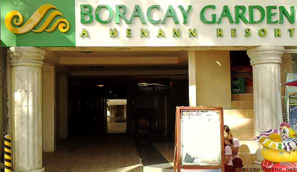 Boracay Garden Henann resort White beach