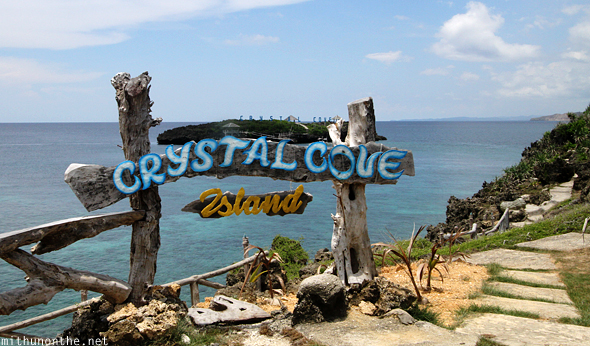 Crystal Cove island resort Boracay Philippines