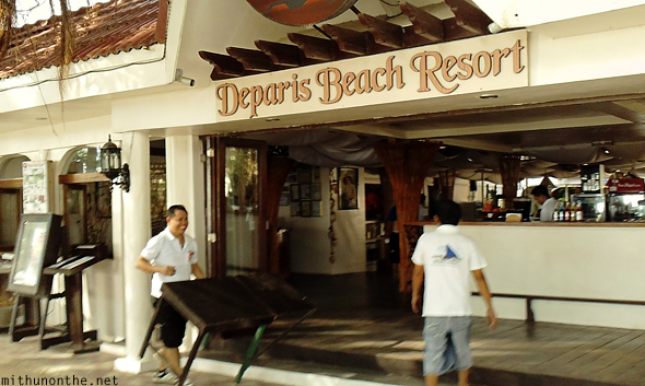 Deparis Beach Resort Boracay Philippines