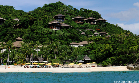 Shangri La Resort Spa Boracay Philippines