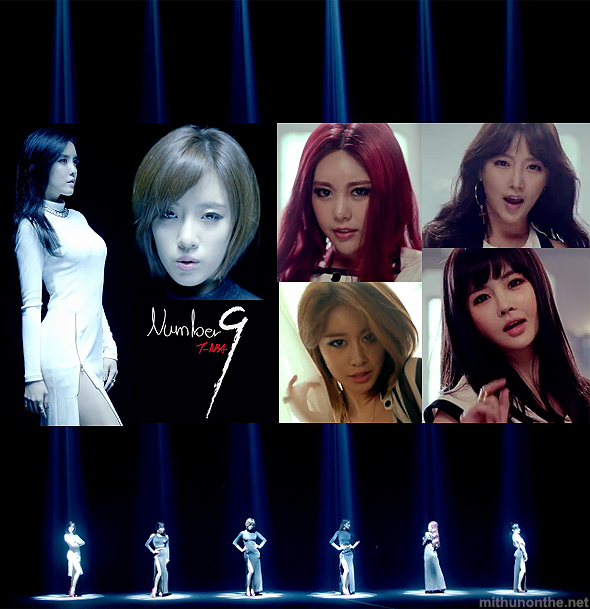 T-ara Number 9 members screencap