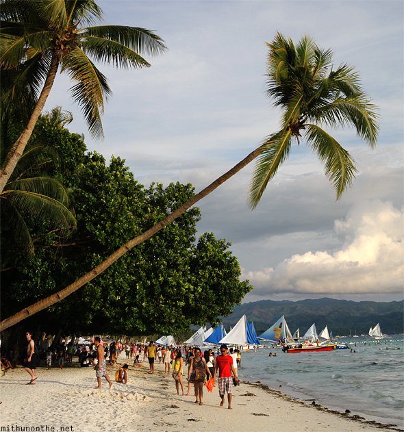 Boracay Beach: Philippines: Boracay Island Tour, Puka Beach And Snorkelling