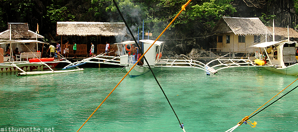Coron islands Cove